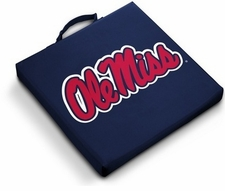 Ole Miss (Mississippi) Rebels Stadium Seat Cushion