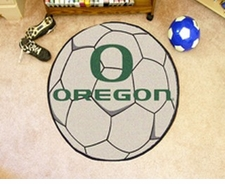 "Oregon Ducks 27"" Soccer Ball Floor Mat"