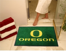 "Oregon Ducks 34""x45"" All-Star Floor Mat"