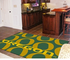 Oregon Ducks 5'x8' Floor Rug