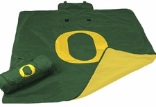 Oregon Ducks All Weather Blanket