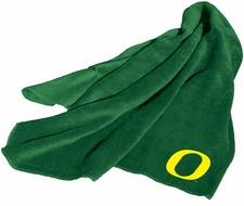Oregon Ducks Fleece Throw