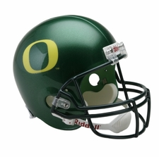 Oregon Ducks Riddell Full Size Replica Helmet