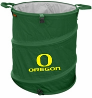 Oregon Ducks Tailgate Trash Can / Cooler / Laundry Hamper