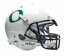 Oregon Ducks White Schutt XP Full Size Replica Helmet