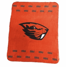 Oregon State Beavers Classic Fleece Blanket