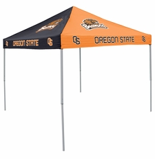 Oregon State Beavers Orange / Black Logo Canopy Tailgate Tent