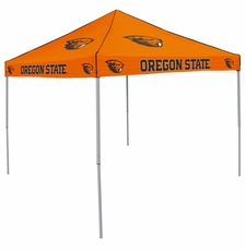 Oregon State Beavers Orange Logo Canopy Tailgate Tent