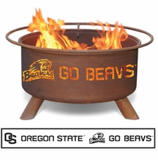 Oregon State Beavers Outdoor Fire Pit