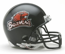 Oregon State Beavers Riddell Replica Mini Helmet