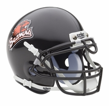 Oregon State Beavers Schutt Authentic Mini Helmet