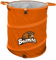 Oregon State Beavers Tailgate Trash Can / Cooler / Laundry Hamper