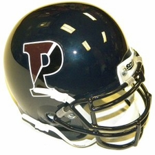Penn Quakers Schutt Authentic Mini Helmet