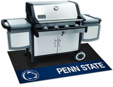Penn State Nittany Lions 26x42 Grill Mat