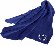 Penn State Nittany Lions Fleece Throw