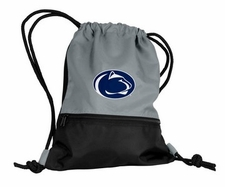 Penn State Nittany Lions Gray String Pack / Backpack