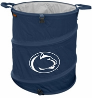 Penn State Nittany Lions Tailgate Trash Can / Cooler / Laundry Hamper