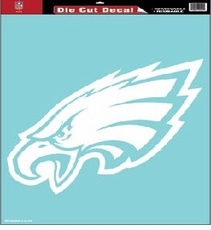 Philadelphia Eagles 18 x 18 Die-Cut Decal