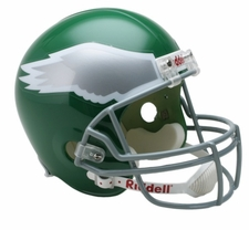 Philadelphia Eagles 1974-95 Throwback Riddell Deluxe Replica Helmet