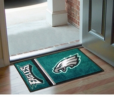 "Philadelphia Eagles 20""x30"" Uniform-Inspired Floor Mat"