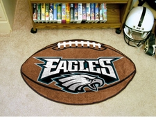 "Philadelphia Eagles 22""x35"" Football Floor Mat"