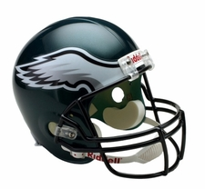 Philadelphia Eagles Full-Size Deluxe Replica Helmet