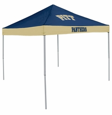 Pittsburgh Panthers Economy 2-Logo Logo Canopy Tailgate Tent