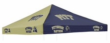 Pittsburgh Panthers Navy / Gold Logo Tent Replacement Canopy