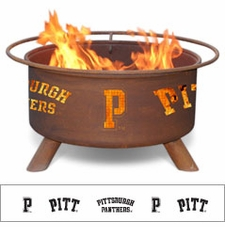 Pittsburgh Panthers Outdoor Fire Pit