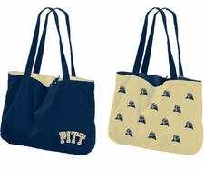 Pittsburgh Panthers Reversible Tote Bag