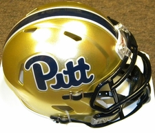 Pittsburgh Panthers Riddell Speed Mini Helmet