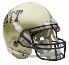 Pittsburgh Panthers Schutt Authentic Full Size Helmet