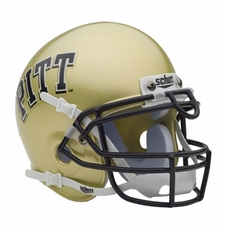 Pittsburgh Panthers Schutt Authentic Mini Helmet