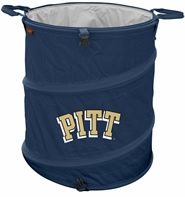 Pittsburgh Panthers Tailgate Trash Can / Cooler / Laundry Hamper