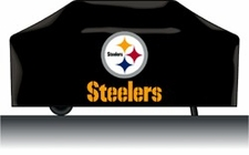 Pittsburgh Steelers Deluxe Barbeque Grill Cover