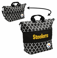 Pittsburgh Steelers  - Expandable Tote (patterned)