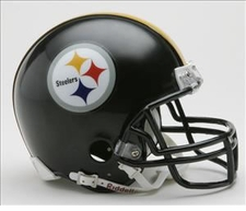 Pittsburgh Steelers Riddell Replica Mini Helmet