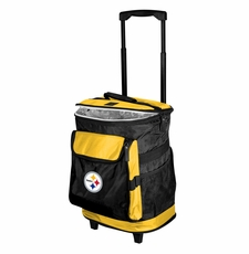 Pittsburgh Steelers  - Rolling Cooler