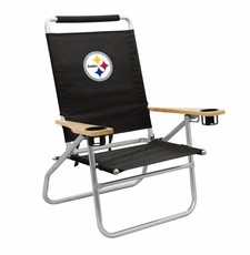 Pittsburgh Steelers  - Seaside Beach Chair