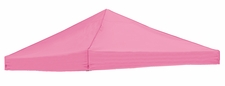 Plain Pink Logo Tent Replacement Canopy