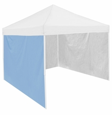Powder Blue Tent Side Panel for Logo Canopy Tailgate Tents
