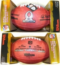 Pro Bowl 2011 Authentic Wilson Official NFL Game Football