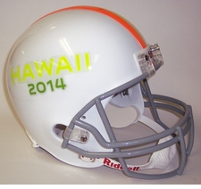 Pro Bowl 2014 - Riddell NFL Full Size Deluxe Replica Football Helmet