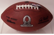 Pro Bowl 2014 - Wilson Official Leather NFL Full Size Game Football