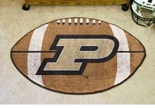 "Purdue Boilermakers 22""x35"" Football Floor Mat"