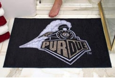 "Purdue Boilermakers 34""x45"" All-Star Floor Mat"