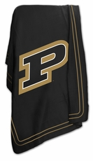 Purdue Boilermakers Classic Fleece Blanket