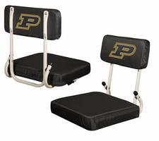 Purdue Boilermakers Hard Back Stadium Seat