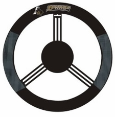 Purdue Boilermakers Mesh Steering Wheel Cover