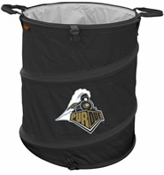Purdue Boilermakers Tailgate Trash Can / Cooler / Laundry Hamper